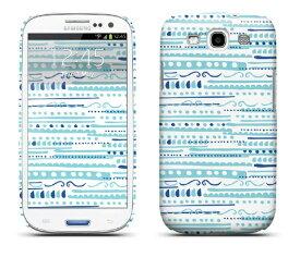docomo GALAXY S3 SIII SC-06D / ギャラクシー s3 α SC-03E専用 galaxy s3 ケース[LAB.C] +D Case for Galaxy S3 [JE-04]LTE対応、パターン、カラフル(UP)-stv