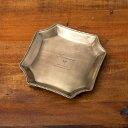 トレイ トレー アイアントレー スクエア 皿 コイントレイ アクセサリートレー 小物収納 アンティーク レトロ アイアン 収納 インテリア…
