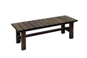 匠の縁台 横幅120cm(色:ブラウン)【木製 ベンチ ステップ 踏み台 屋外 おしゃれ ベランダ 完成品 日本製 送料無料】