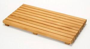 ウッドデッキ匠 すのこデッキ 30cm×60cm×厚み4cm:24枚セット(色:パイン)【ベランダ 天然木製 ウッドパネル ベランダガーデン おしゃれ 日本製 送料無料】