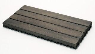 ウッドデッキ匠ブラウン樹脂ジョイント付30cm×60cm