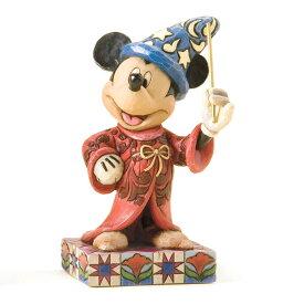 魔法のタッチ 10.8cm   ディズニー フィギュア 大人向け 人形 置物 ジムショア グッズ Touch of Magic ジム・ショア ディズニー トラディションズ JIM SHOREJIM SHORE DISNEY TRADITIONS 正規輸入品
