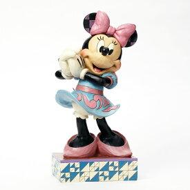 ミニーマウス ビッグフィギュア 58cm | Minnie Big Figure ジム・ショア ディズニー トラディションズ トラディション JIM SHORE
