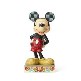 ミッキーマウス ビッグフィギュア 62.2cm | ディズニー フィギュア 大人向け 人形 置物 ジムショア グッズ Mickey Mouse Big Figure ジム・ショア ディズニー トラディションズ JIM SHORE DISNEY TRADITIONS 正規輸入品