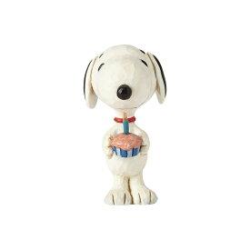 スヌーピー バースデー ミニ 7.6cm | スヌーピー フィギュア 大人向け 人形 置物 ジムショア グッズ Snoopy Birthday Mini ジム・ショア ピーナッツ JIM SHOREJIM SHORE PEANUTS 正規輸入品