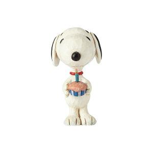 スヌーピー バースデー ミニ 7.6cm ? スヌーピー フィギュア 大人向け 人形 置物 ジムショア グッズ Snoopy Birthday Mini ジム・ショア ピーナッツ JIM SHOREJIM SHORE PEANUTS 正規輸入品
