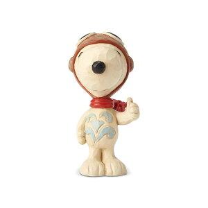 スヌーピー フライングエース ミニ 7.6cm ? スヌーピー フィギュア 大人向け 人形 置物 ジムショア グッズ Snoopy Flying Ace Mini ジム・ショア ピーナッツ JIM SHOREJIM SHORE PEANUTS 正規輸入品
