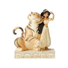 ジャスミン ホワイトウッドランド 19cm ディズニー フィギュア 人形 置物 ジムショア グッズ Jasmine White Woodland ジム・ショア ディズニー トラディションズ JIM SHORE DISNEY TRADITIONS 正規輸入品