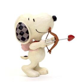 スヌーピー キューピッド ミニ 7.6cm | スヌーピー フィギュア 大人向け 人形 置物 ジムショア グッズ Snoopy Mini Love ジム・ショア ピーナッツ JIM SHOREJIM SHORE PEANUTS 正規輸入品