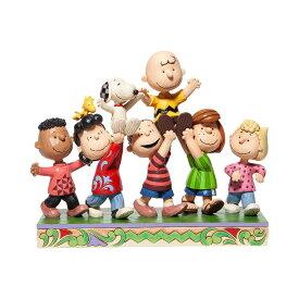 ピーナッツ ギャング 70thアニバーサリー 20cm | Peanuts Gang ジム・ショア ピーナッツ JIM SHORE