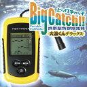 2007 BIG CATCH 大漁くんデラックス 携帯型魚群探知機 サカイトレーディング