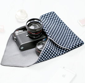 カメラ/レンズ 保護 重なねるとくっつく不思議な保護クロス Stick It Wrapper【M サイズ】 ノートPC(11インチ)、コンパクトカメラ、タブレット(10.5インチ)に最適