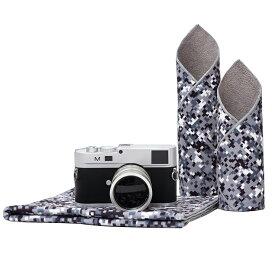 カメラ/レンズ 保護 重なねるとくっつく不思議な保護クロス Stick It Wrapper【XL サイズ】 ビデオカメラ、ノートPC(15インチ)、ドローン、三脚等、大きめのものに最適 送料無料
