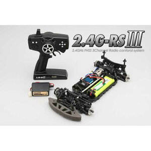 ヨコモ ドリフトパッケージ 完成キット DRIFT RACER 2.4G-RS...