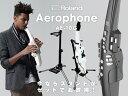 【数量限定スタンド&交換用マウスピース付き!】【新製品】Roland ローランド Aerophone エアロフォン AE-10G グラファイト・ブラック …