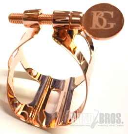 アルトサックス用リガチャー B.G. トラディション Rose Gold (L19)