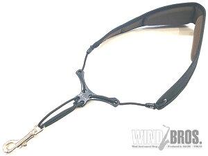【新製品】サックス用ストラップBIRDSTRAP(バードストラップ)スタンダードウォッシャブルスタンダードスマート[WBS-AS]