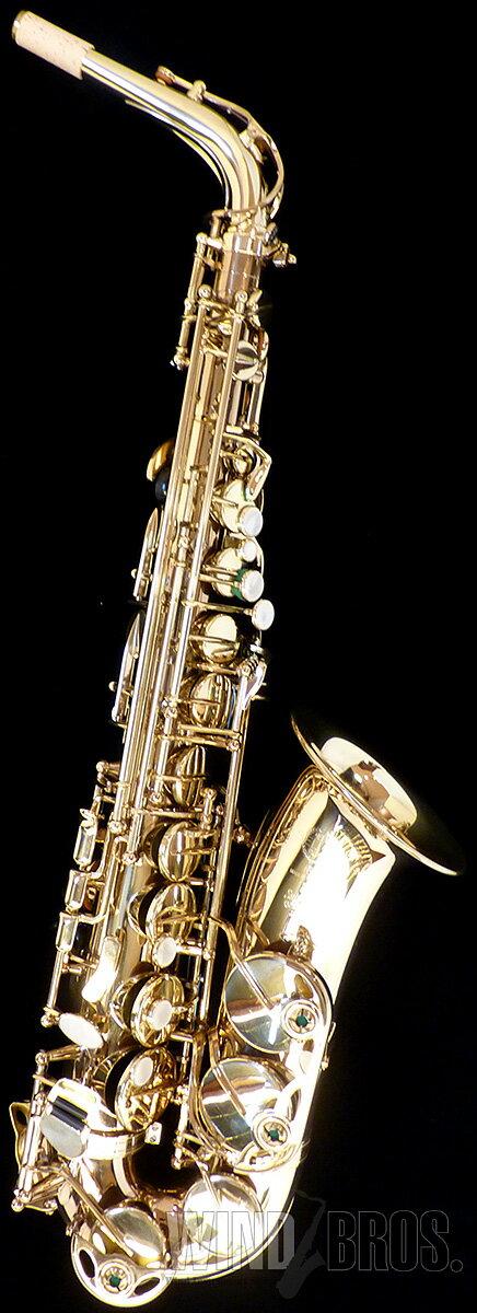 【used_サックス】【used_管楽器】【中古】アルトサックス H.Selmer(セルマー) SA-80II w/o GL 彫刻無し #404xx2