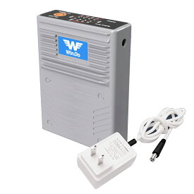 【WinDo】ファン冷却服/2021バッテリーセット 断トツ(15V)連続(4.5時間) 12.5V-6.5時間 10.5V-10時間 大容量ハイパワー 安全リチウムポリマー電池 BS4-300-FREE