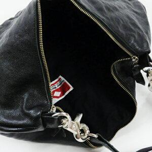 ButlerVernerSails|牛革シワ加工2WAYショルダーバッグ