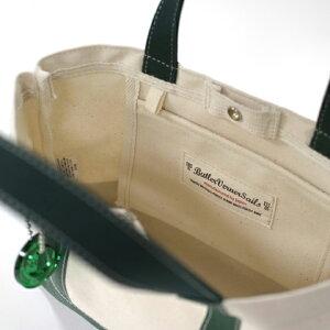 ButlerVernerSails キャンバスプリントミニトートバッグ