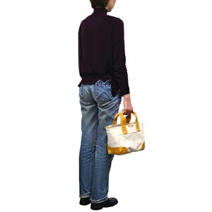 ButlerVernerSails|8号キャンバスミニトートバッグ