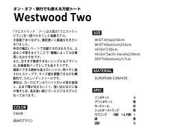 デスティニーズディメンション・DESTINY'SDIMENSION「westwoodtwo」大容量の横長トートバッグ(シボ革)CIGER