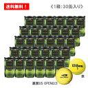ウイルソン [wilson] テニスボール ウイルソン US オープン エクストラデューティー1箱 (1缶2球入り/30缶/60球/※5ダース)