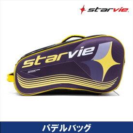 【取り寄せ商品】【パデルバッグ】スターバイ パデル ラケット バック Champion Yellow [starvie](PEVAY19)