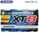 ブリヂストン [BRIDGESTONE] XT-8 3缶パック(1缶2球入×3缶)