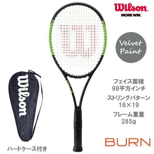 ウイルソン [wilson] 硬式ラケット BLADE 98L(WRT733610)※スマートテニスセンサー対応品