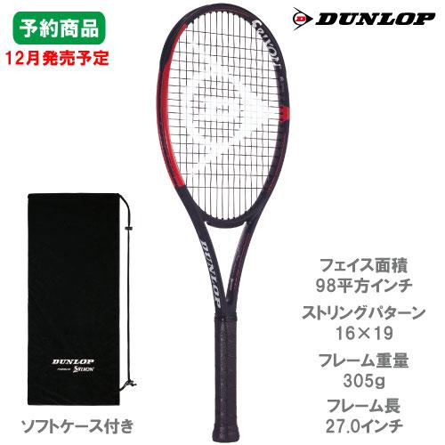 【予約商品12月発売予定】ダンロップ [DUNLOP] 硬式ラケット CX200