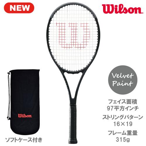 ウイルソン [wilson] 硬式ラケット PRO STAFF 97 CV ※スマートテニスセンサー対応品