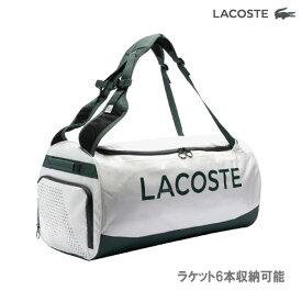 ラコステ [Lacoste] Lacoste L20 Rackpack (TLAB001) ラケット6本収納可