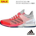 【SALE】アディダス adizero ubersonic 2(AQ6050)[adidas シューズ メンズ]※オールコート用