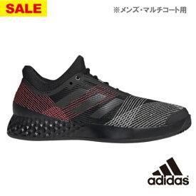【SALE】アディダス adizero ubersonic 3 M(FW4796)[adidas シューズ メンズ] ※マルチコート用