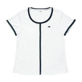 エレッセ ゲームシャツ(EW09101W-W)[ellesse LS レディース]※ウインザーオリジナルモデル