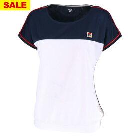 【SALE】フィラ ゲームシャツ(VL1971-20)[FILA LS レディース]※ウインザーオリジナル