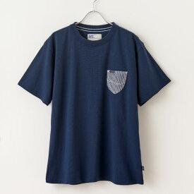 Lee×Prince Tシャツ(LT2553-127)[Lee×Prince MS メンズ]
