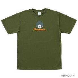 モンチッチスポーツ Tシャツ(M0009-OLIVE)[MONCHIICHI SPORTS MS ユニセックス]