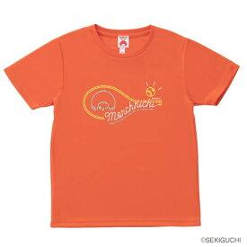 モンチッチスポーツ Tシャツ(M0045-SUNSETOR)[MONCHIICHI SPORTS MS ユニセックス]