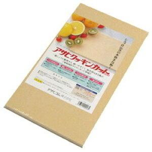 家庭用 アサヒ クッキンカット Lまな板 カッティングボード 合成ゴム 料理 調理