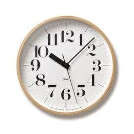 Lemnos (レムノス)Riki Clock RC L 電波時計 WR08-27【ポイント10倍】