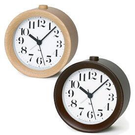 Lemnos(レムノス)RIKI ALARM CLOCK アラーム時計 WR09-15【ポイント10倍】☆☆