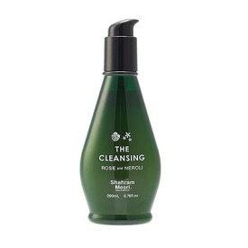 shahram mesri  シャハランメスリTHE CLEANSING  ザクレンジング  200mlクレンジング/メイク落とし/洗顔/ネロリエッセンス/天然植物エキス