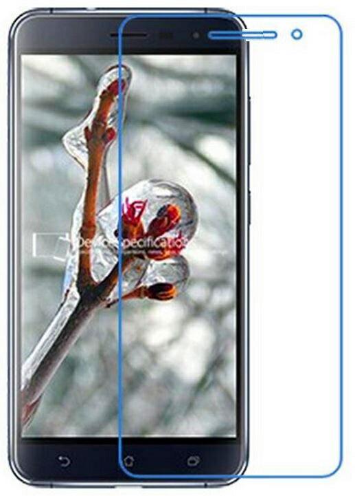 Asus ZenFone 3 ZE552KL 保護フィルム ZenFone3 ガラスフィルム ゼンフォン3 ze552 5.5インチ フィルム 保護 ガラス 強化ガラス 9H 液晶保護フィルム 送料無料