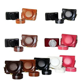 SONY Cyber-shot DSC-HX90V ケース DSC-WX500 カメラケース HX90V WX500 カバー カメラーカバー バック カメラバック 三脚使用可能 ストラップ 送料無料 メール便