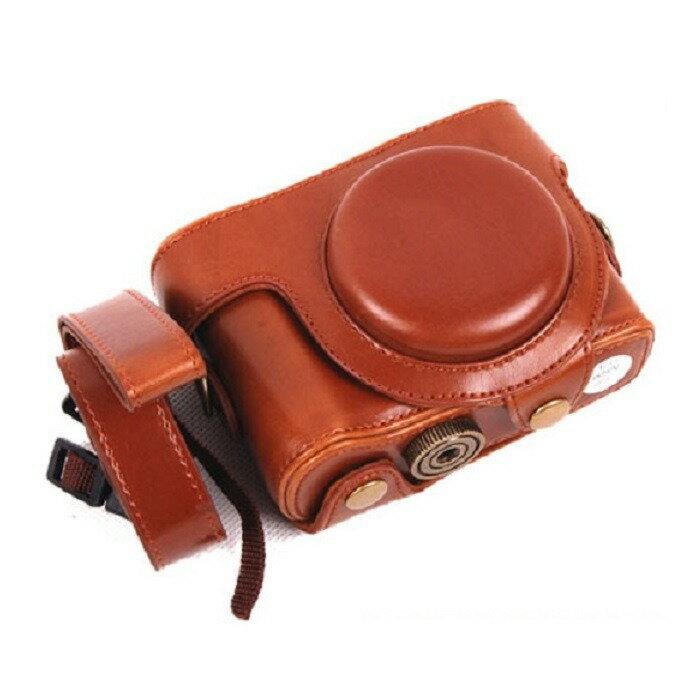 SONY Cyber-shot DSC-HX60V DSC-HX50V HX60V HX50V HX30V HX10V カメラケース ケース カバー カメラーカバー バック カメラバック レザーケース 一眼 一眼レフ デジカメ 三脚使用可能 ストラップ 送料無料 メール便