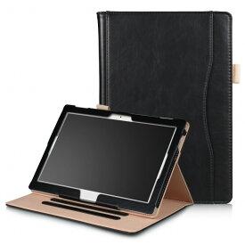 Lenovo Tab4 10 plus ケース レノボ タブ4 10プラス カバー ZA2M0085JP Tab4 10plus 3点セット 保護フィルム タッチペン おまけ フィルム スタンドケース スタンド Tab410 プラス タブレットケース 送料無料 メール便