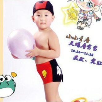76335069f Boy (child) swimsuit set bathing suit [arrival at child water, child  swimsuit